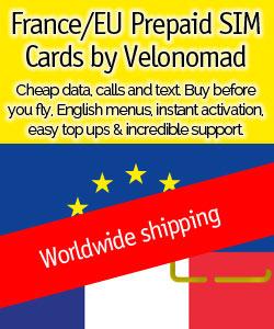 France prepaid SIM card