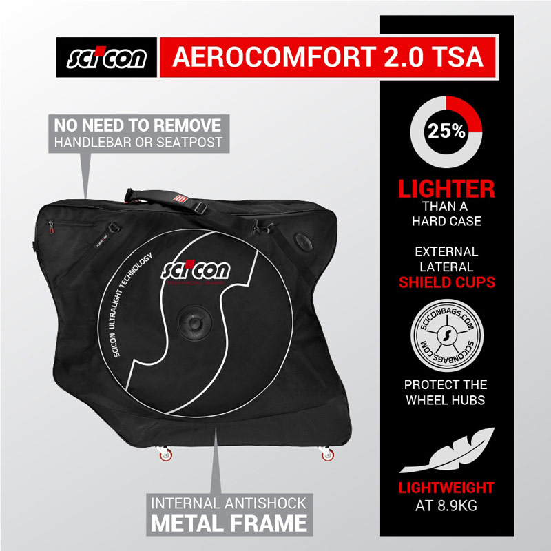 Tour of California: Aerocomfort 2 TSA