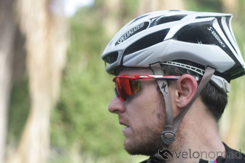 Oakley M2 Frame review: front view