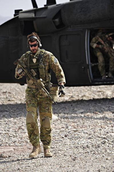 Ben Roberts-Smith (VC, MG) in M Frames