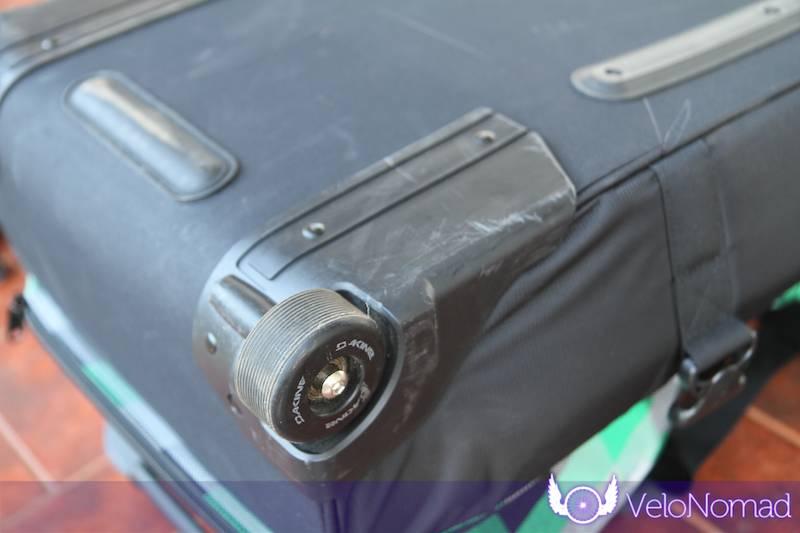 Dakine Split Roller Review:Dakine split roller wheels