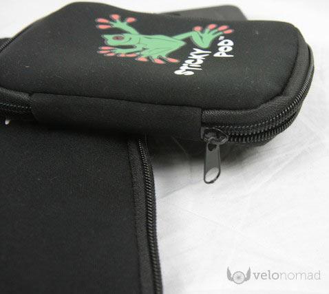 Sticky Pod zip