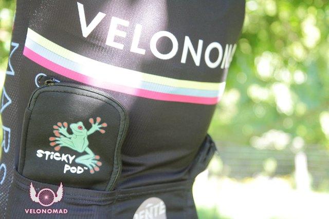 Large Sticky Pod in jersey