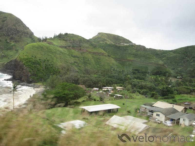 Roads around Kahekili