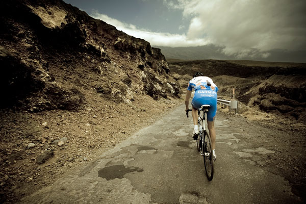 Cycling Maui images