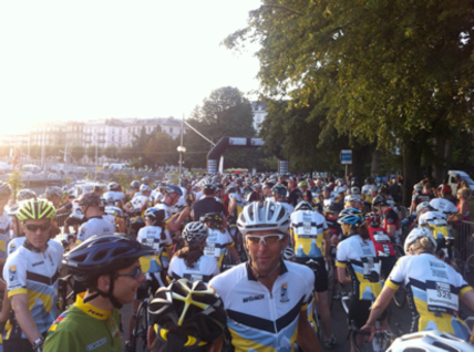Startline in Geneva