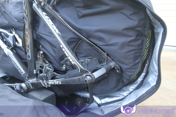 BikND Helium Review—Space for longer stays (bigger bike)