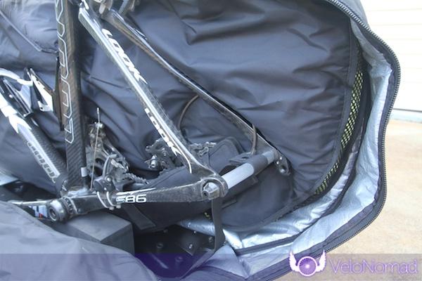 BikND Helium Review—Space for longer stays (bigger bike)