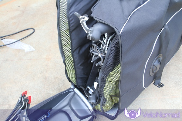 BikND Helium Review—Shifters/brakes sit behind hard shell