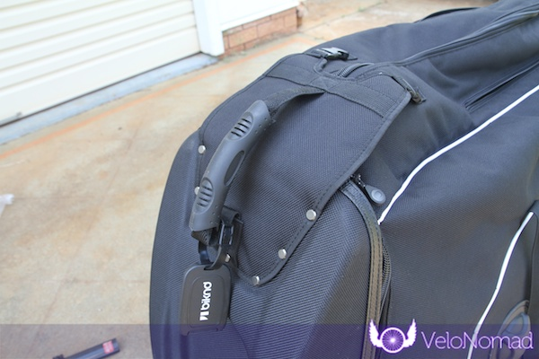 BikND Helium Review—Front handle
