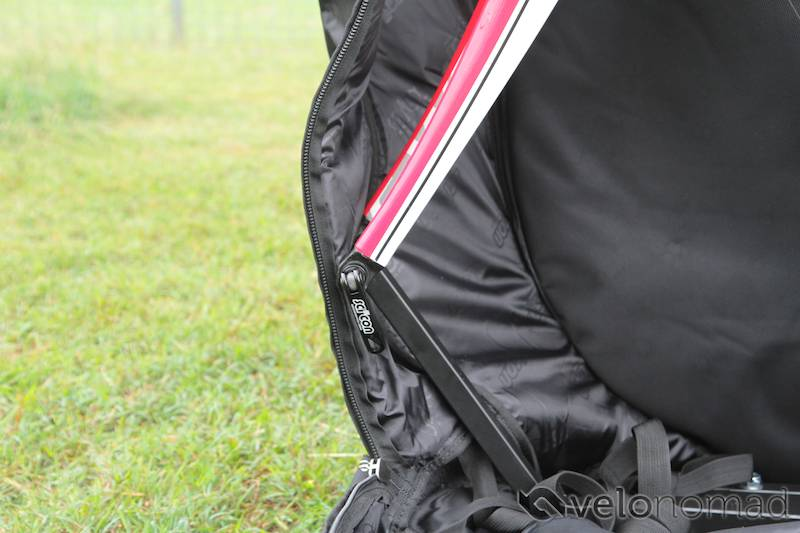 Scicon Aerocomfort 2 TSA bike bag review: space for bigger bike