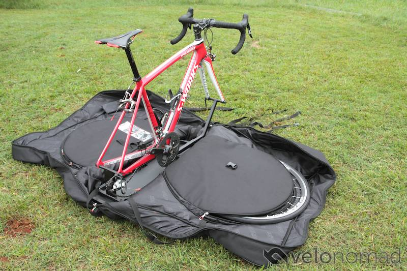 Scicon Aerocomfort 2 TSA review: how to pack the bike