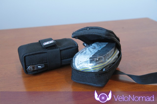 Scicon Elan Saddle Bag Review: with contents