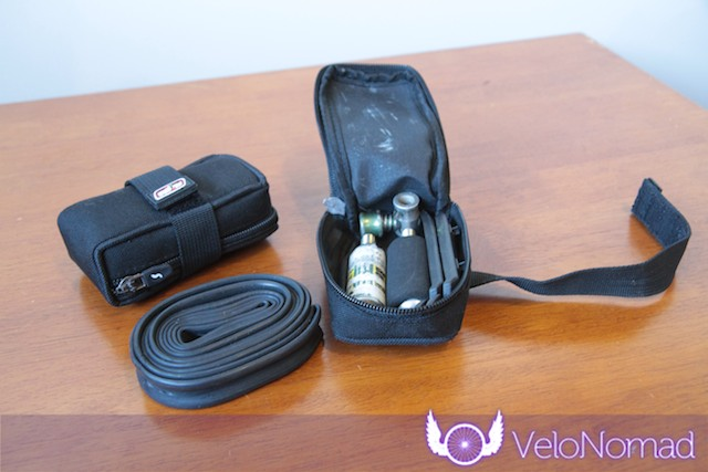 Scicon Elan Saddle Bag Review: Package