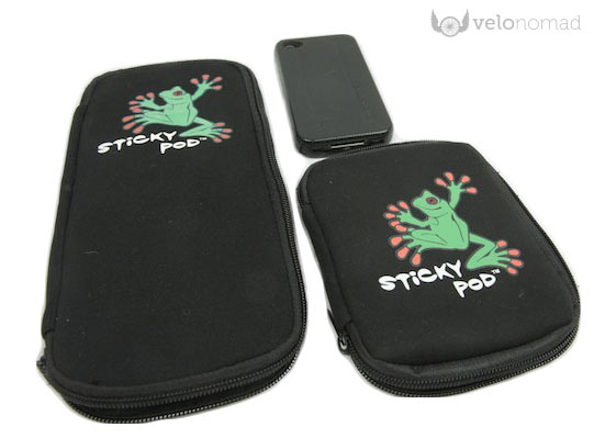 Sticky Pods and iPhone 4s